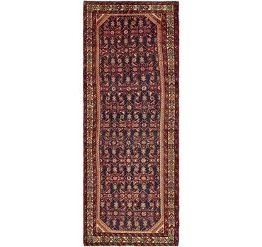 3' 6 x 9' 8 Hossainabad Persian Runner Rug main image