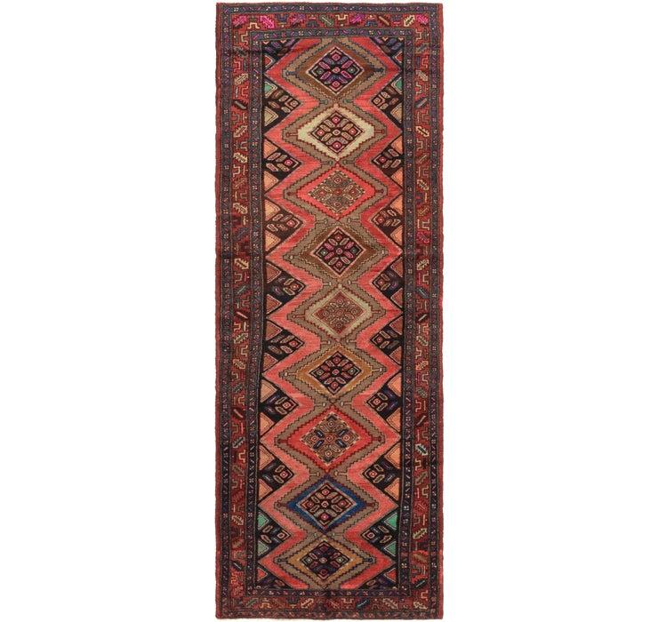 115cm x 328cm Chenar Persian Runner Rug