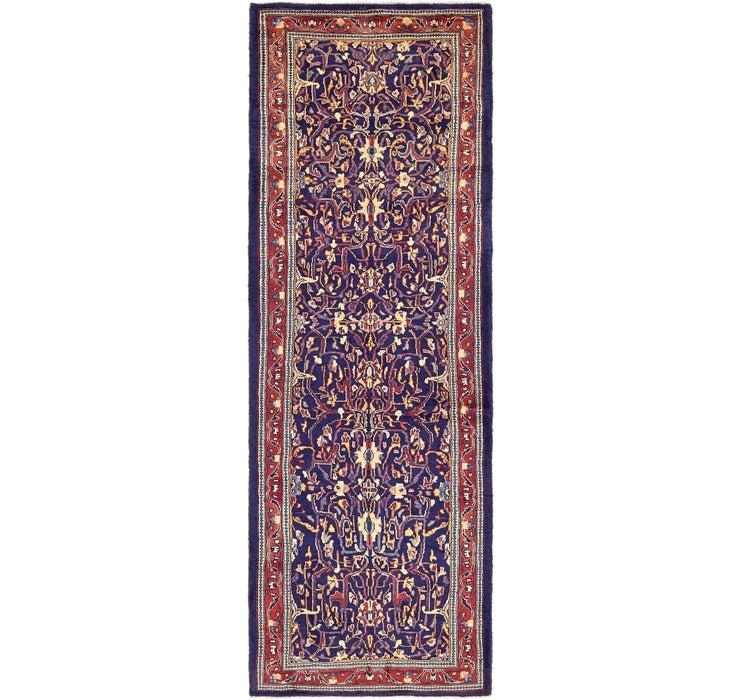 112cm x 330cm Farahan Persian Runner ...