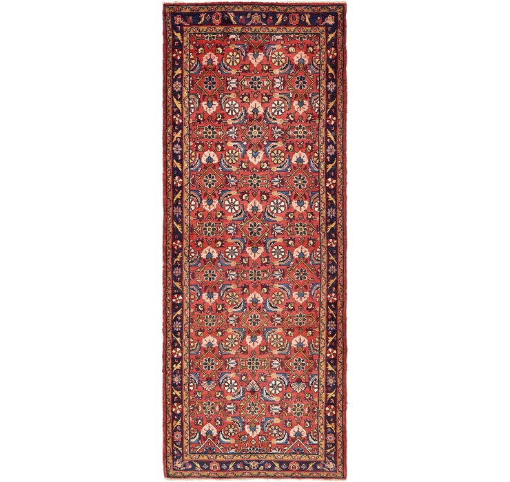 3' 10 x 10' 4 Liliyan Persian Runner ...
