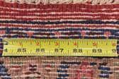 3' 7 x 10' Hamedan Persian Runner Rug thumbnail