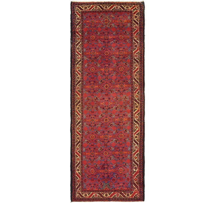 115cm x 320cm Hossainabad Persian Run...