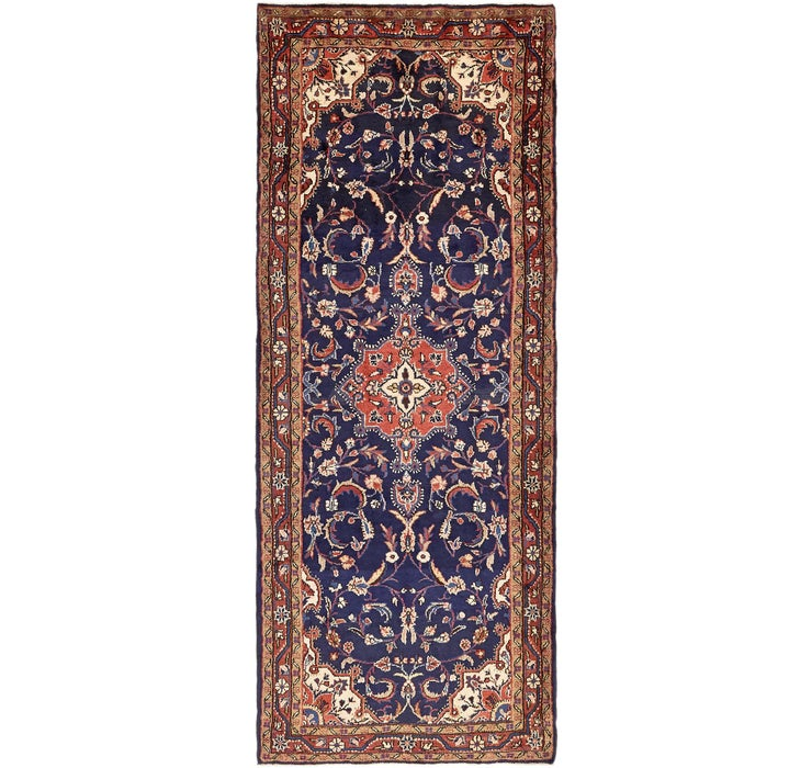 122cm x 315cm Mehraban Persian Runner...