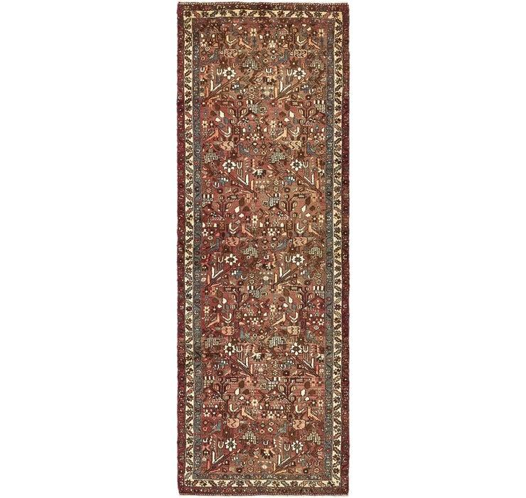 112cm x 318cm Roodbar Persian Runner ...