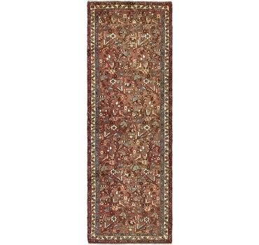3' 8 x 10' 5 Roodbar Persian Runner Rug main image