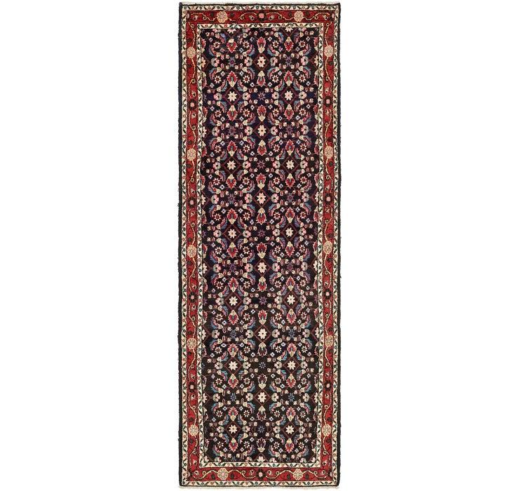 105cm x 320cm Khamseh Persian Runner ...