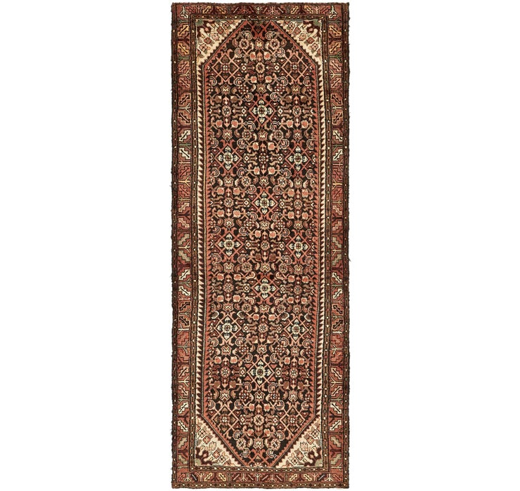 112cm x 315cm Hossainabad Persian Run...