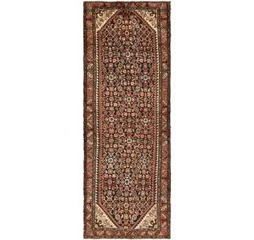 Image of  3' 8 x 10' 4 Hossainabad Persian Run...