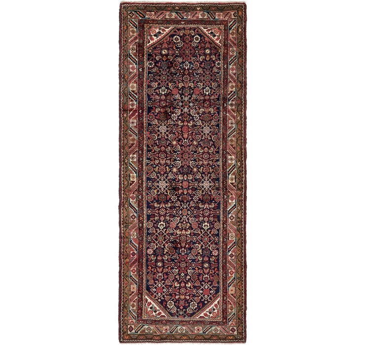 110cm x 305cm Hossainabad Persian Run...