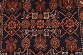 3' 7 x 13' 7 Malayer Persian Runner Rug thumbnail