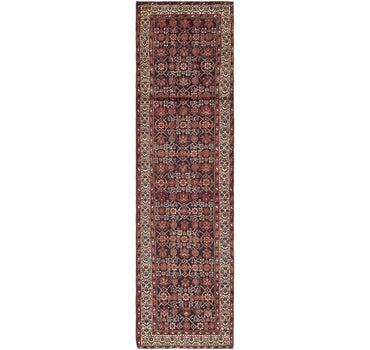 3' 7 x 13' 7 Malayer Persian Runner Rug main image