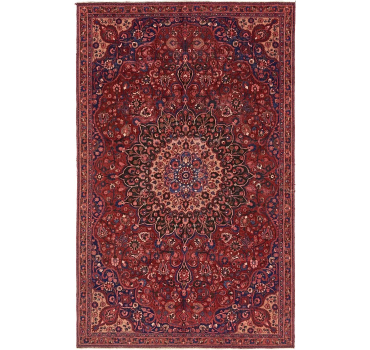 6' 8 x 10' 3 Birjand Persian Rug
