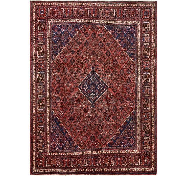 10' x 13' 6 Joshaghan Persian Rug