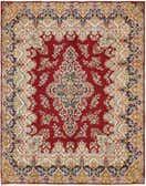 10' x 12' 8 Kerman Persian Rug thumbnail