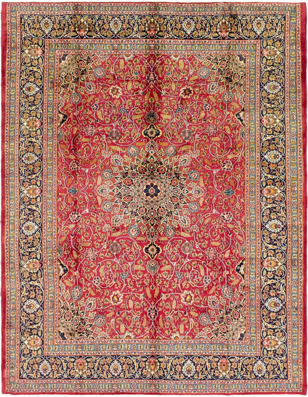 9' 10 x 12' 6 Kashmar Persian Rug main image