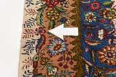 348cm x 495cm Tabriz Persian Rug thumbnail