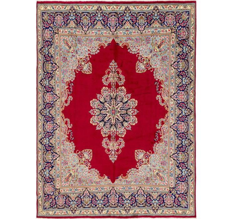 10' x 12' 9 Kerman Persian Rug