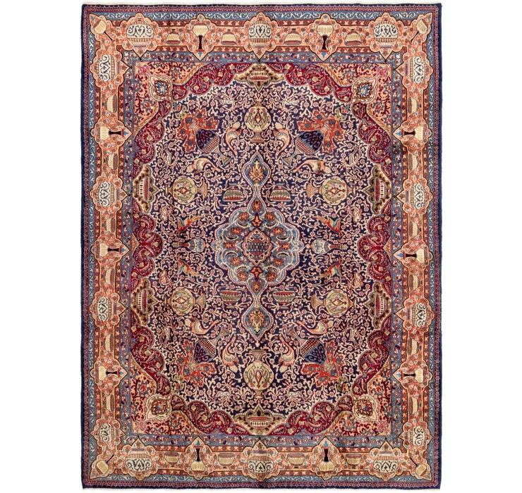 9' 9 x 13' 2 Kashmar Persian Rug