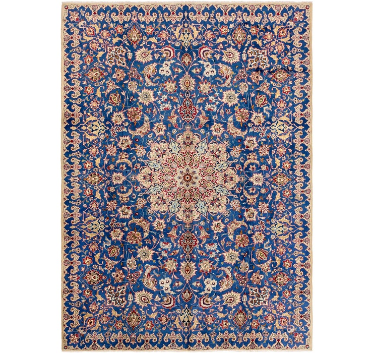 Image of 265cm x 365cm Yazd Persian Rug