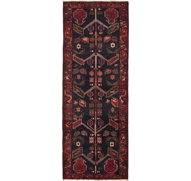 112cm x 297cm Saveh Persian Runner Rug