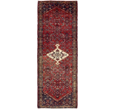 3' 6 x 9' 7 Farahan Persian Runner Rug main image