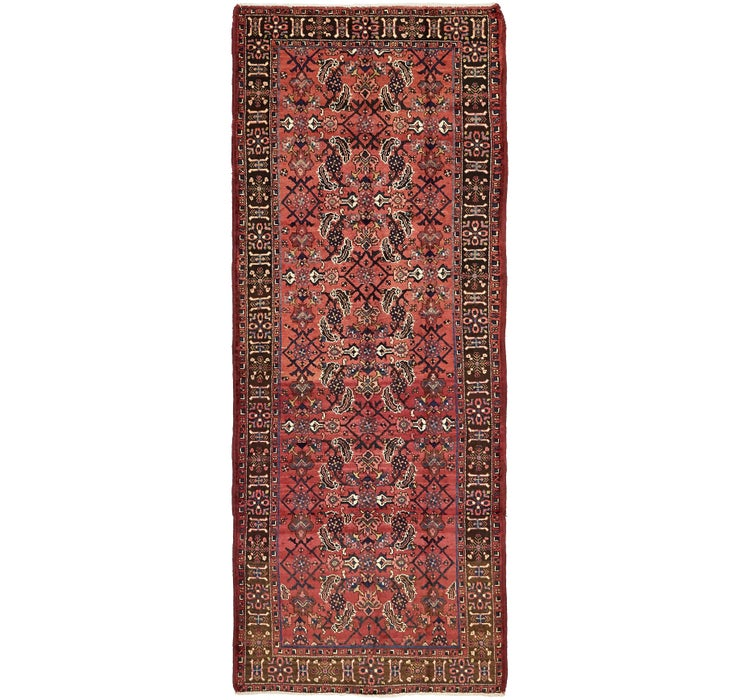 112cm x 282cm Gholtogh Persian Runner...