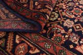 4' x 9' 2 Hossainabad Persian Runner Rug thumbnail