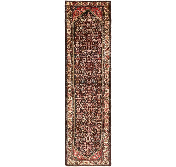 110cm x 420cm Hossainabad Persian Run...