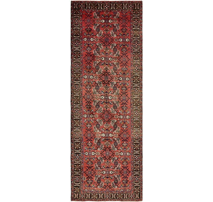 110cm x 325cm Gholtogh Persian Runner...
