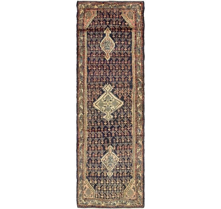 Image of 100cm x 345cm Darjazin Persian Runner...