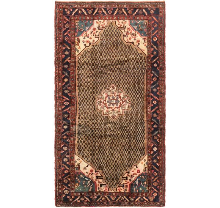5' 9 x 10' 5 Koliaei Persian Rug