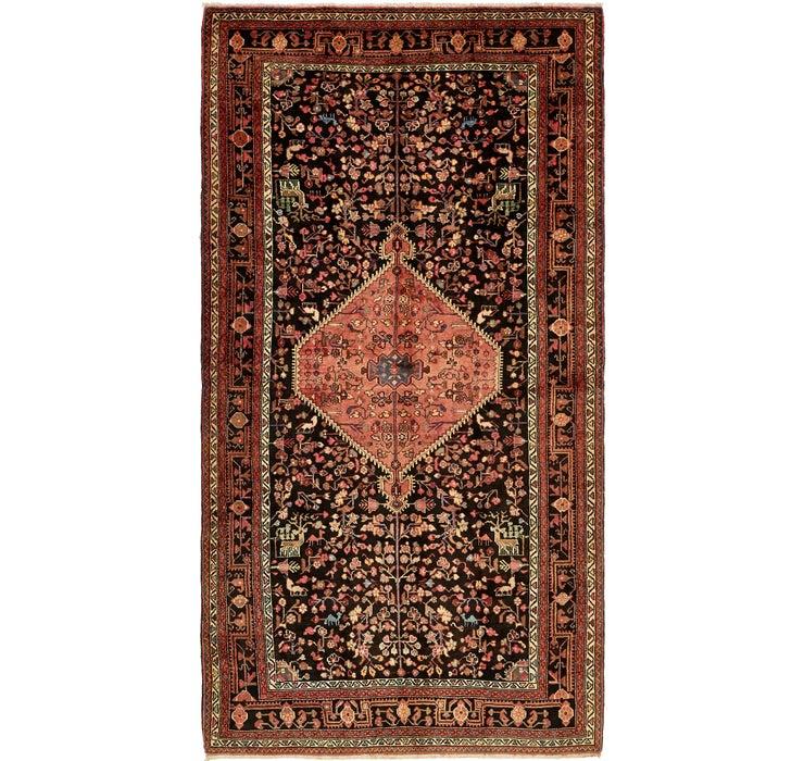 168cm x 323cm Tuiserkan Persian Rug