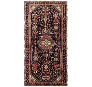 5' x 10' 2 Tuiserkan Persian Runne...