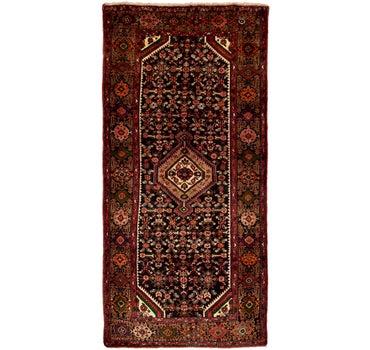 4' 11 x 10' 5 Zanjan Persian Runner Rug main image