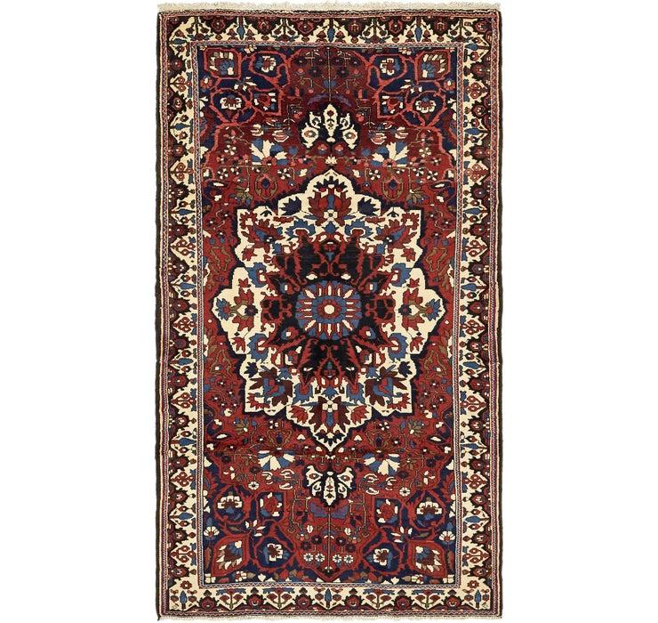 165cm x 295cm Bakhtiar Persian Rug