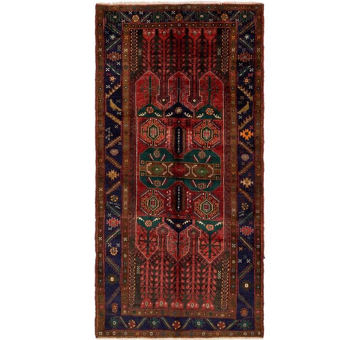 5' 5 x 10' 9 Sirjan Persian Runner Rug