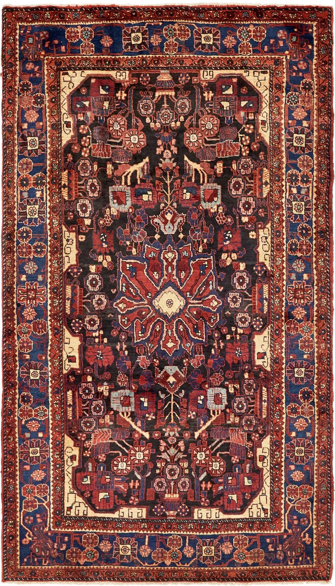5' 8 x 9' 10 Nahavand Persian Rug main image