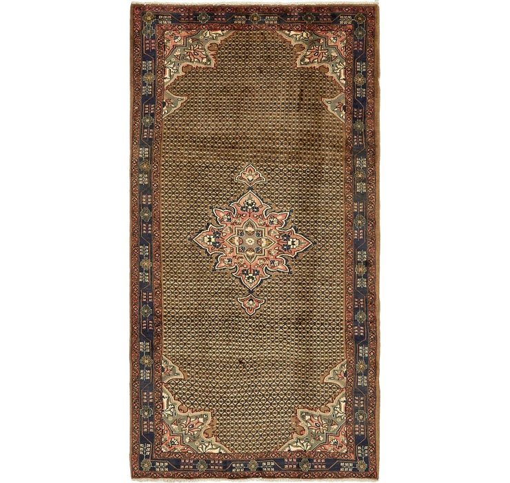 152cm x 292cm Songhor Persian Rug
