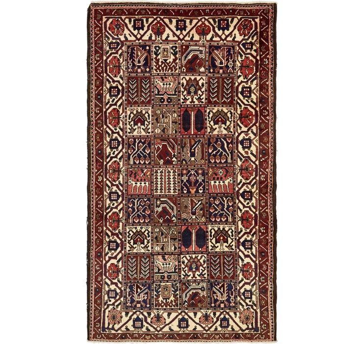 163cm x 297cm Bakhtiar Persian Rug