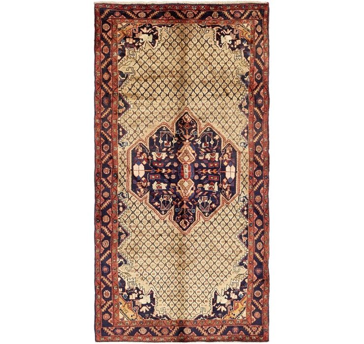 157cm x 312cm Koliaei Persian Rug
