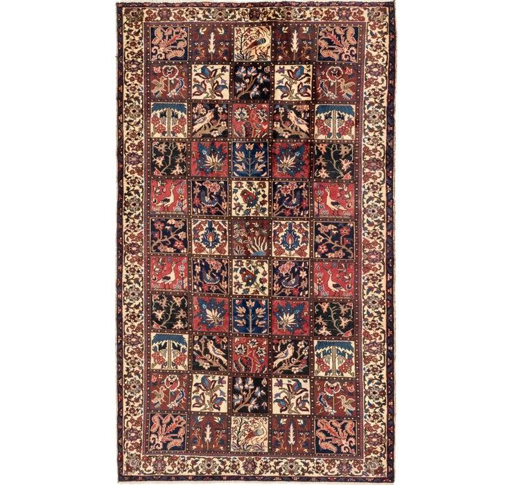 160cm x 292cm Bakhtiar Persian Rug
