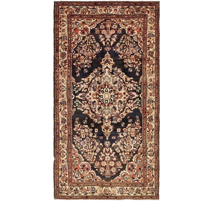 160cm x 310cm Borchelu Persian Rug