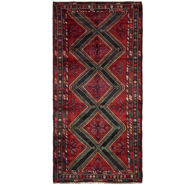 5' x 10' 2 Koliaei Persian Runner ...