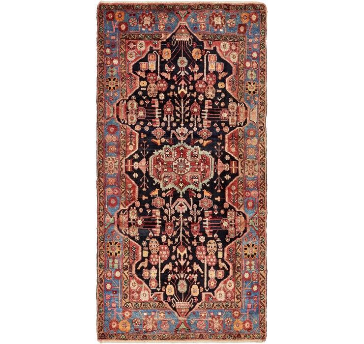 5' x 10' 2 Nahavand Persian Rug