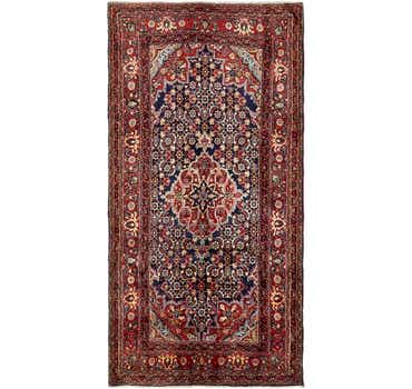 5' x 9' 7 Songhor Persian Rug