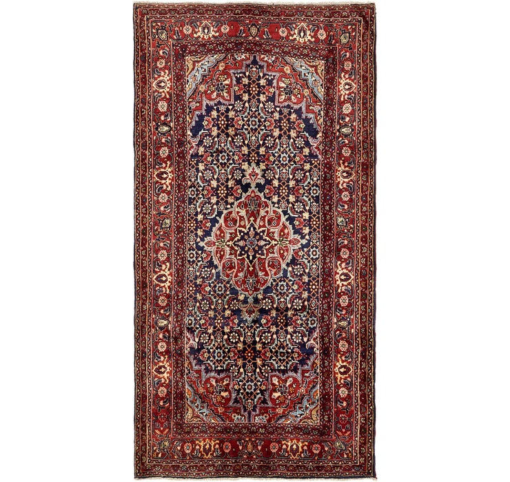 Image of 5' x 9' 7 Songhor Persian Rug