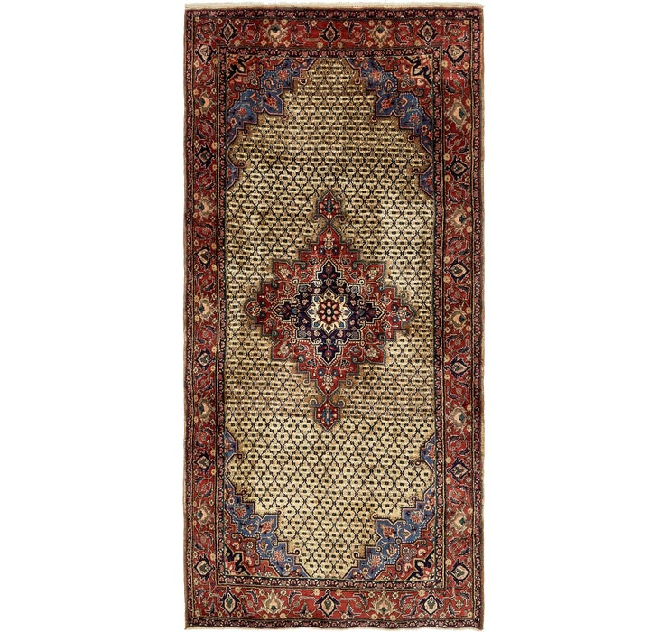 152cm x 315cm Songhor Persian Runner ...
