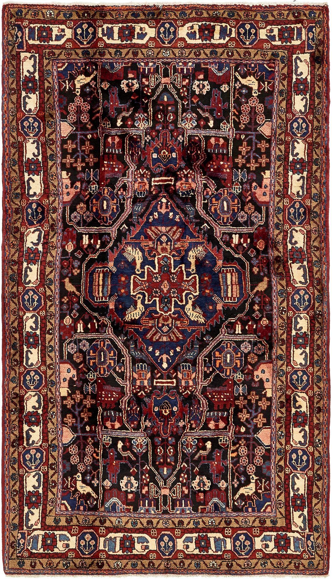 5' 5 x 9' 6 Nahavand Persian Rug main image