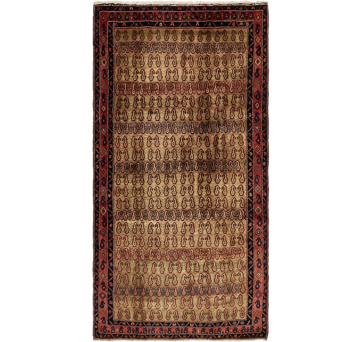 152cm x 282cm Koliaei Persian Rug