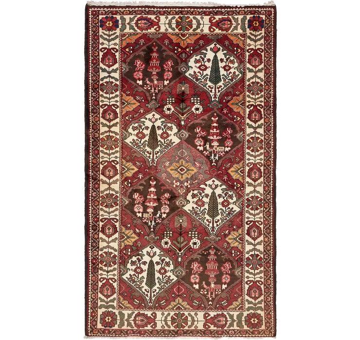 157cm x 275cm Bakhtiar Persian Rug